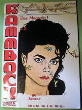 Magazinen Cartoon Comic-Motiv