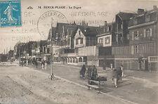 C4191 - 1 CPA BERCK-PLAGE (62 Pas-de-Calais) Voir Photo