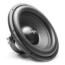 "Skar Audio Sdr-15 D4 15"" 1200 Watt Max Power Dual 4 Ohm Car Subwoofer"