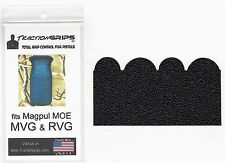 Tractiongrips rubber grip tape overlay for Magpul RVG, MVG vertical grips
