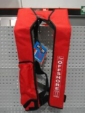 AXIS OFFSHORE 150 MANUAL RED LIFEJACKET