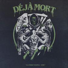 DEJA MORT - LA MORT DANS L'AME   CD NEU