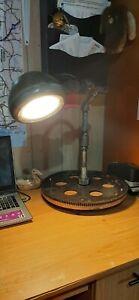 Introducing Home Made Office Rat Rod Desktop Lamp LED
