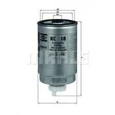 MAHLE ORIGINAL Fuel filter KC 18