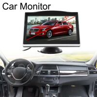 5 pouces Moniteur d'ecran TFT LCD HD Apparail photo Camera de recul arriere U1S7