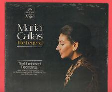 Maria Callas, The Legend, New/Sealed