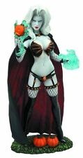 FEMME FATALES LADY DEATH II PVC STATUE - DIAMOND SELECT TOYS - NEW & SEALED