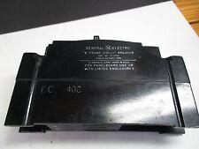 GE TE11020 Circuit Breaker 125Volt 20Amp 1Pole