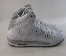 Air Jordan Sc-1 Gs white/metalic silver 538699-100  SIZE   5Y