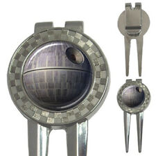 Star Wars Death Star 3-in-1 Golf Divot ball mark money clip.