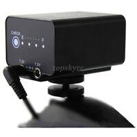 External Camera Battery Rechargeable for Canon 5D4 5D3 60D 80D SLR LP-E6 SZTPS