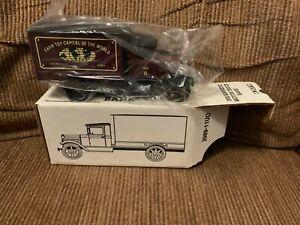 1931 Hawkeye Motor Truck-Farm Toy Capital-Limited Edition-New in Box