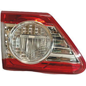 DEPO 312-1319L-AS Replacement Driver Side Tail Light for 11-13 Toyota Corolla