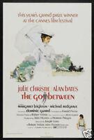 The go between Julie Christie vintage movie poster