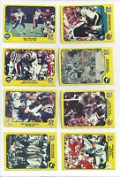 1978 Fleer Football you pick commons 4 picks for $2.00  EX cond. and better