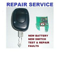 Vauxhall Movano 1 button Remote Key Fob Repair Service