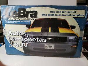 For Oldsmobile Alero 1999-2004 LeBra Custom Black Front End Cover