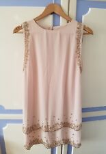 Gorgeous Ted Baker Embellished Flapper Dress, size 0 or UK6 -brand new, RRP £199