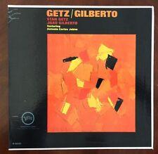 "Stan Getz (Getz/Gilberto) ""Verve"" V-8545 ""Gatefold"" Mono"