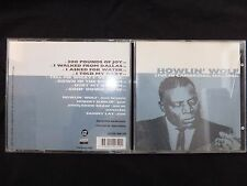 CD HOWLIN WOLF / LIVE IN CAMBRIDGE / MA.... 1966 /