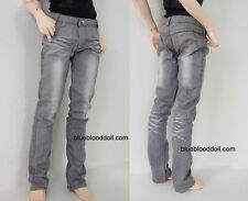 1/3 BJD outfits 70cm male doll Luts SSDF light grey jeans #M3-80SSDF ship US
