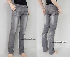 1/3 BJD outfits 70cm male doll Luts SSDF light grey jeans #M3-80SSDF ship US