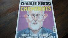 CHARLIE HEBDO 04/04/2018 - No 1341 - Couverture FELIX  -  Comme NEUF