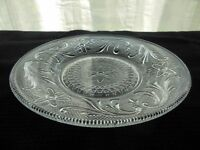 "Indiana Glass Clear Sandwich 7 1/4"" Bread & Butter Plate"