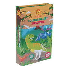 Tiger Tribe Colouring set?- Dinosaurs 3+