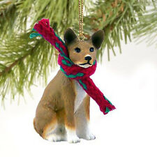 Basenji Dog Tiny One Miniature Christmas Holiday Ornament