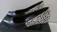 LOGO by Lori Goldstein Joan Women Pointed Toe Heels Sz 9 Med EUC