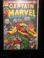 Captain Marvel 27 Thanks App, Key Issue Comic.