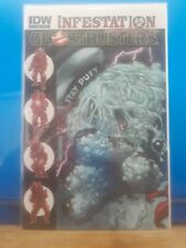 Ghostbusters: Infestation (2011); 1 & 2; 2 issue complete set/run
