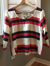 Ace & Jig Ace And Jig TRIBE Turnaround Pullover XS NWT Collection Must Have
