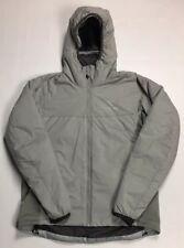 Light Grey Arcteryx Atom LT Hoody Hoodie Jacket - Mens Large - Excellent