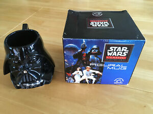 Star Wars Applause Figural Ceramic Mug - Darth Vader - Never used!