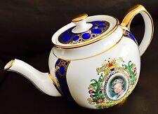 Ringtons Wade Teapot 50th Anniversary of Queen Elizabeth II Coronation 1953-2003