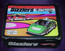 SIZZLERS  LUNCH BOX  VINYL  1971  HOT WHEELS  MATTEL  KING SEELEY