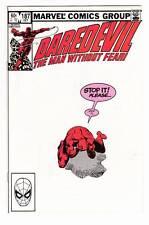 DAREDEVIL #187 - 1982 - Frank Miller - Marvel Comics - HIGH GRADE