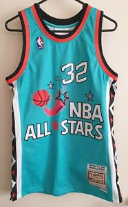 1996 NBA All Stars Shaquille O'Neal Jersey size small
