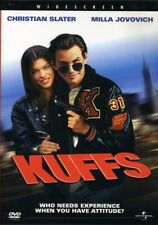 Kuffs (Christian Slater Milla Jovovich) Region 1 DVD New