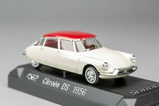 Citröen DS Lime Green/Red 1956 SOLIDO 1:43