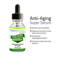 Hydrating Hyaluronic Acid Serum for Face Firming Facial Moisturizer