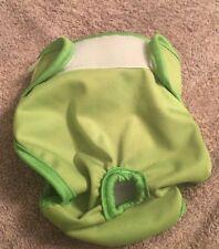 Pet Magasin Reusable Dog Diaper Washable Green