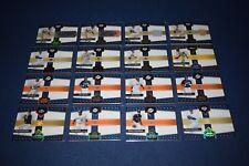 16 2005 Donruss Champion Impressions S.D. PADRES 2 AUTO 2 GU /50  2/250 9 SLVR