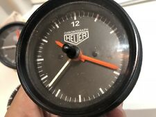 Porsche Heuer Style Clock Early Face 911 RS