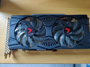 PNY GeForce GTX 1660 Ti Gaming Overclocked Dual Fan 6GB DDR6 graphics card