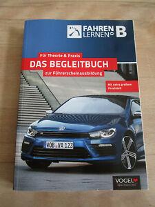 Fahren Lernen Max - Führerscheinkurs Begleitbuch - Klasse B - Vogel Verlag