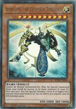 Yu-Gi-Oh: SEPHYLON THE ULTIMATE TIMELORD - BLRR-EN056 - 1st Edition - Ultra Rare