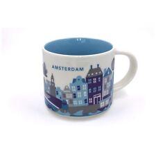 Starbucks Coffee 'You Are Here' AMSTERDAM YAH City Mug, Holland Netherlands XXX